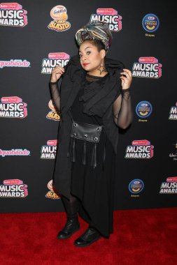 LOS ANGELES - JUN 22:  Raven-Symone at the 2018 Radio Disney Music Awards at the Loews Hotel on June 22, 2018 in Los Angeles, CA