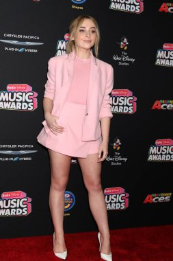 LOS ANGELES - JUN 22:  Sabrina Carpenter at the 2018 Radio Disney Music Awards at the Loews Hotel on June 22, 2018 in Los Angeles, CA