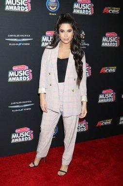 LOS ANGELES - JUN 22:  Symon at the 2018 Radio Disney Music Awards at the Loews Hotel on June 22, 2018 in Los Angeles, CA