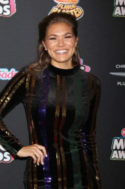 LOS ANGELES - JUN 22:  Abby Anderson at the 2018 Radio Disney Music Awards at the Loews Hotel on June 22, 2018 in Los Angeles, CA