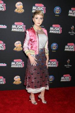 LOS ANGELES - JUN 22:  Cozi Auehlsdorff at the 2018 Radio Disney Music Awards at the Loews Hotel on June 22, 2018 in Los Angeles, CA
