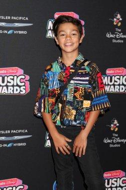 LOS ANGELES - JUN 22:  Malachi Braton at the 2018 Radio Disney Music Awards at the Loews Hotel on June 22, 2018 in Los Angeles, CA