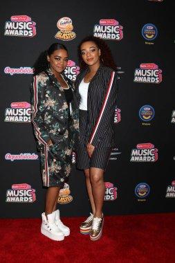 LOS ANGELES - JUN 22:  RYBE, Regan Aliyah Dennis-Jones,  Ryan Asher at the 2018 Radio Disney Music Awards at the Loews Hotel on June 22, 2018 in Los Angeles, CA