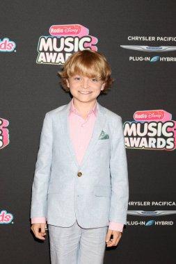 LOS ANGELES - JUN 22:  Will Buie Jr at the 2018 Radio Disney Music Awards at the Loews Hotel on June 22, 2018 in Los Angeles, CA
