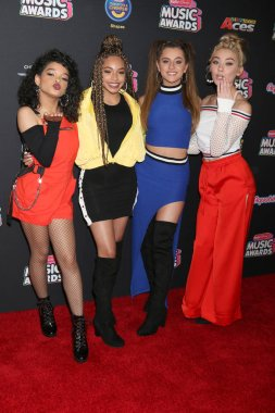 LOS ANGELES - JUN 22:  X's & Oh's at the 2018 Radio Disney Music Awards at the Loews Hotel on June 22, 2018 in Los Angeles, CA