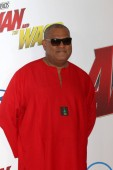 LOS ANGELES - JUN 25:  Laurence Fishburne at the Ant-Man and the Wasp Premiere at the El Capitan Theater on June 25, 2018 in Los Angeles, CA