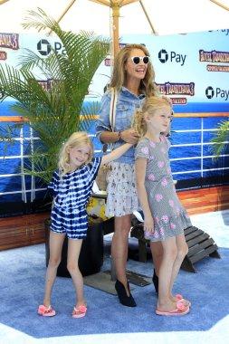 LOS ANGELES - JUN 30:  Georgia Dane, Rebecca Gayheart, Billie Dane at the