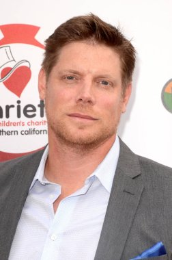 LOS ANGELES - JUL 18:  Brian Letscher at the 8th Annual Variety Charity Poker Night at the Paramount Studios on July 18, 2018 in Los Angeles, CA