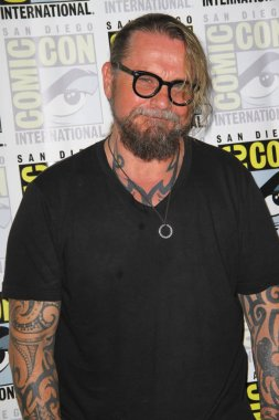 SAN DIEGO - July 22:  Kurt Sutter at the