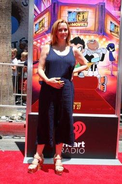LOS ANGELES - JUL 22:  Annie Wersching at the