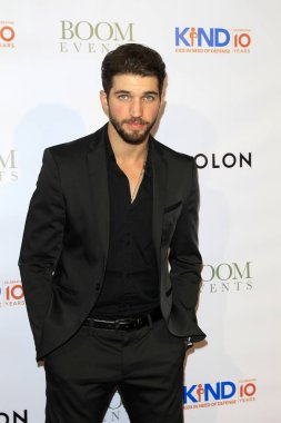 LOS ANGELES - AUG 4:  Bryan Craig at the Kind Los Angeles: Coming Together for Children Alone at the Helms Design Center on August 4, 2018 in Culver City, C
