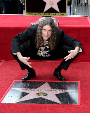 LOS ANGELES - AUG 27:  Alfred Yankovic, Weird Al Yankovic at the