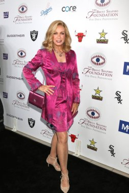 LOS ANGELES - SEP 7:  Donna Mills at the Brent Shapiro Foundation Summer Spectacular at the Beverly Hilton Hotel on September 7, 2018 in Beverly Hills, CA