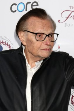 LOS ANGELES - SEP 7:  Larry King at the Brent Shapiro Foundation Summer Spectacular at the Beverly Hilton Hotel on September 7, 2018 in Beverly Hills, CA