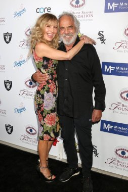 LOS ANGELES - SEP 7:  Shelby Chong, Tommy Chong at the Brent Shapiro Foundation Summer Spectacular at the Beverly Hilton Hotel on September 7, 2018 in Beverly Hills, CA