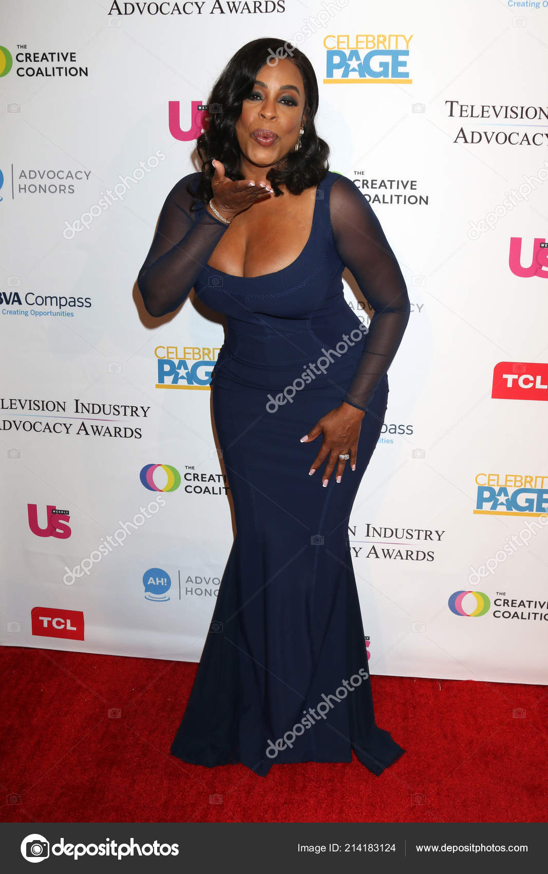 7f2374586e8 LOS ANGELES - SEP 15: Niecy Nash at the 2018 Television Industry Advocacy  Awards at the Sofitel Los Angeles on September 15, 2018 in Beverly Hills,  ...