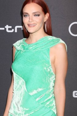LOS ANGELES - SEP 13:  Madeline Brewer at the Audi Pre-Emmy Party at the La Peer Hotel on September 13, 2018 in West Hollywood, CA