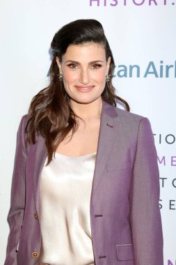 LOS ANGELES - SEP 15:  Idina Menzel at the Women Making History Awards 2018 at the Beverly Hilton Hotel on September 15, 2018 in Beverly Hills, CA