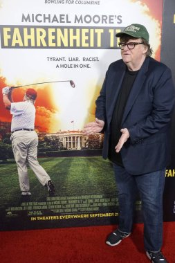LOS ANGELES - SEP 19:  Michael Moore at the
