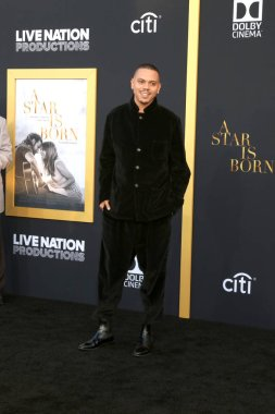 LOS ANGELES - SEP 24:  Evan Ross at the