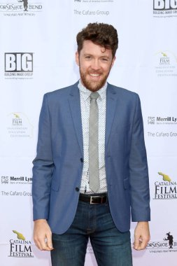 AVALON - SEP 28:  Craig Lee Thomas at the Catalina Film Festival - Friday Red Carpet at the Casino on September 28, 2018 in Avalon, CA