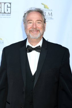 AVALON - SEP 29:  Michael Smith at the Catalina Film Festival - Saturday Red Carpet at the Casino on September 29, 2018 in Avalon, CA