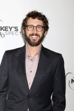 LOS ANGELES - OCT 6:  Josh Groban at the Mickey's 90th Spectacular Taping at the Shrine Auditorium on October 6, 2018 in Los Angeles, CA