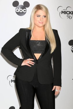 LOS ANGELES - OCT 6:  Meghan Trainor at the Mickey's 90th Spectacular Taping at the Shrine Auditorium on October 6, 2018 in Los Angeles, CA