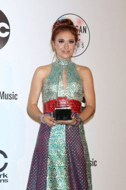 LOS ANGELES - OCT 9:  Lauren Daigle at the 2018 American Music Awards at the Microsoft Theater on October 9, 2018 in Los Angeles, CA