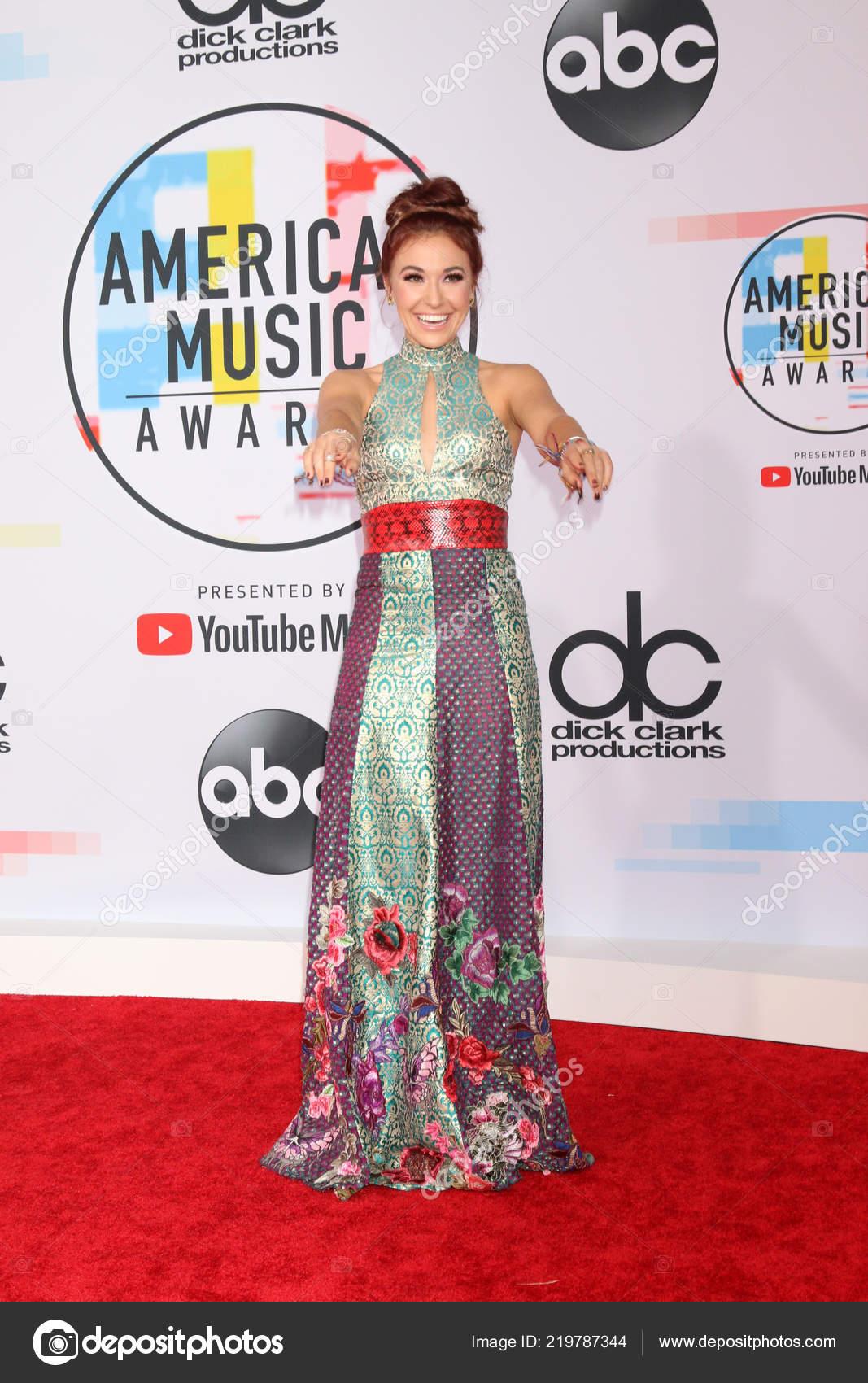 Los Angeles Oct Lauren Daigle 2018 American Music Awards ...