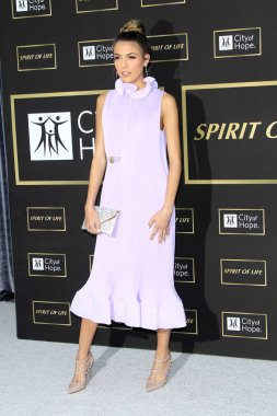 LOS ANGELES - OCT 12:  Jena Rose at the City of Hope Gala at the Barker Hanger on October 12, 2018 in Santa Monica, CA