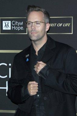 LOS ANGELES - OCT 12:  Justin Tranter at the City of Hope Gala at the Barker Hanger on October 12, 2018 in Santa Monica, CA