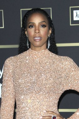 LOS ANGELES - OCT 12:  Kelly Rowland at the City of Hope Gala at the Barker Hanger on October 12, 2018 in Santa Monica, CA