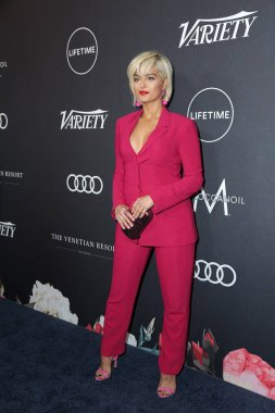 LOS ANGELES - OCT 12:  Bebe Rexha at the Variety's Power Of Women: Los Angeles  at the Beverly Wilshire Hotel on October 12, 2018 in Beverly Hills, CA