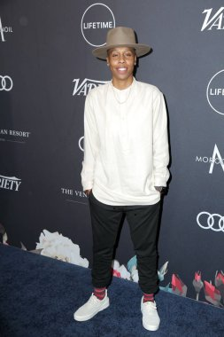 LOS ANGELES - OCT 12:  Lena Waithe at the Variety's Power Of Women: Los Angeles  at the Beverly Wilshire Hotel on October 12, 2018 in Beverly Hills, CA