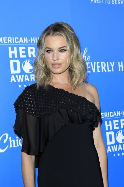 LOS ANGELES - SEP 29:  Rebecca Romijn at the  2018 American Humane Hero Dog Awards at the Beverly Hilton Hotel on September 29, 2018 in Beverly Hills, CA