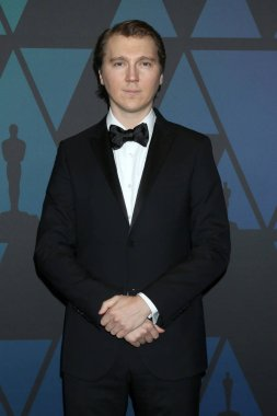 LOS ANGELES - NOV 18:  Paul Dano at the 10th Annual Governors Awards at the Ray Dolby Ballroom on November 18, 2018 in Los Angeles, CA