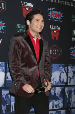 LOS ANGELES - JAN 30:  Corey Feldman at the Excelsior! A Celebration of Stan Lee at the TCL Chinese Theater IMAX on January 30, 2019 in Los Angeles, CA