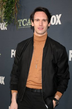 LOS ANGELES - FEB 1:  Cory Michael Smith at the FOX TCA All-Star Party at the Fig House on February 1, 2019 in Los Angeles, CA
