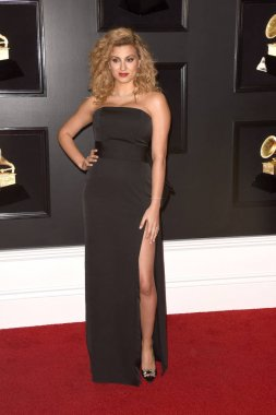 LOS ANGELES - FEB 10:  Tori Kelly at the 61st Grammy Awards at the Staples Center on February 10, 2019 in Los Angeles, CA