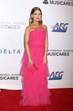 LOS ANGELES - FEB 8:  Maren Morris at the MusiCares Person of the Year Gala at the LA Convention Center on February 8, 2019 in Los Angeles, CA