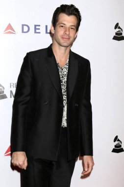 LOS ANGELES - FEB 8:  Mark Ronson at the MusiCares Person of the Year Gala at the LA Convention Center on February 8, 2019 in Los Angeles, CA