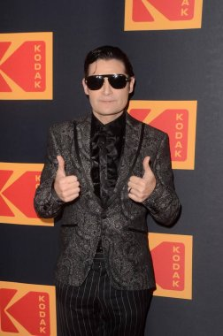 LOS ANGELES - FEB 15:  Corey Feldman at the 3rd Annual Kodak Film Awards at the Hudson Loft on February 15, 2019 in Los Angeles, CA