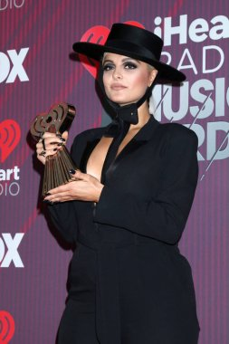 iHeart Radio Music Awards - Press Room