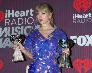 iHeart Radio Music Awards - Press Room