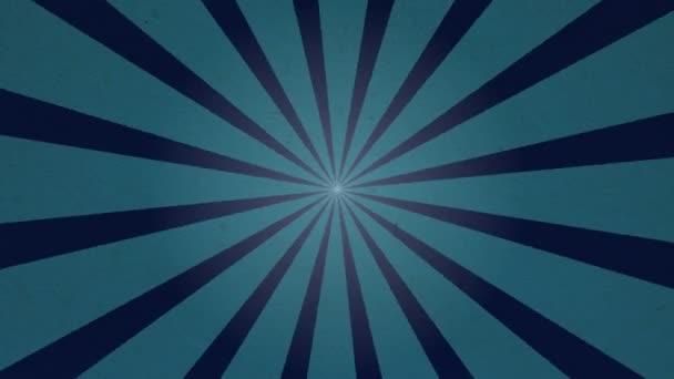 Retro style vortex background seamless loop animation