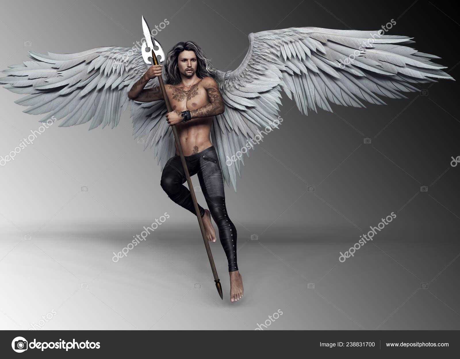 Angel fantasy guerrero