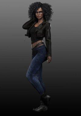 Urban Fantasy or YA PoC Heroine
