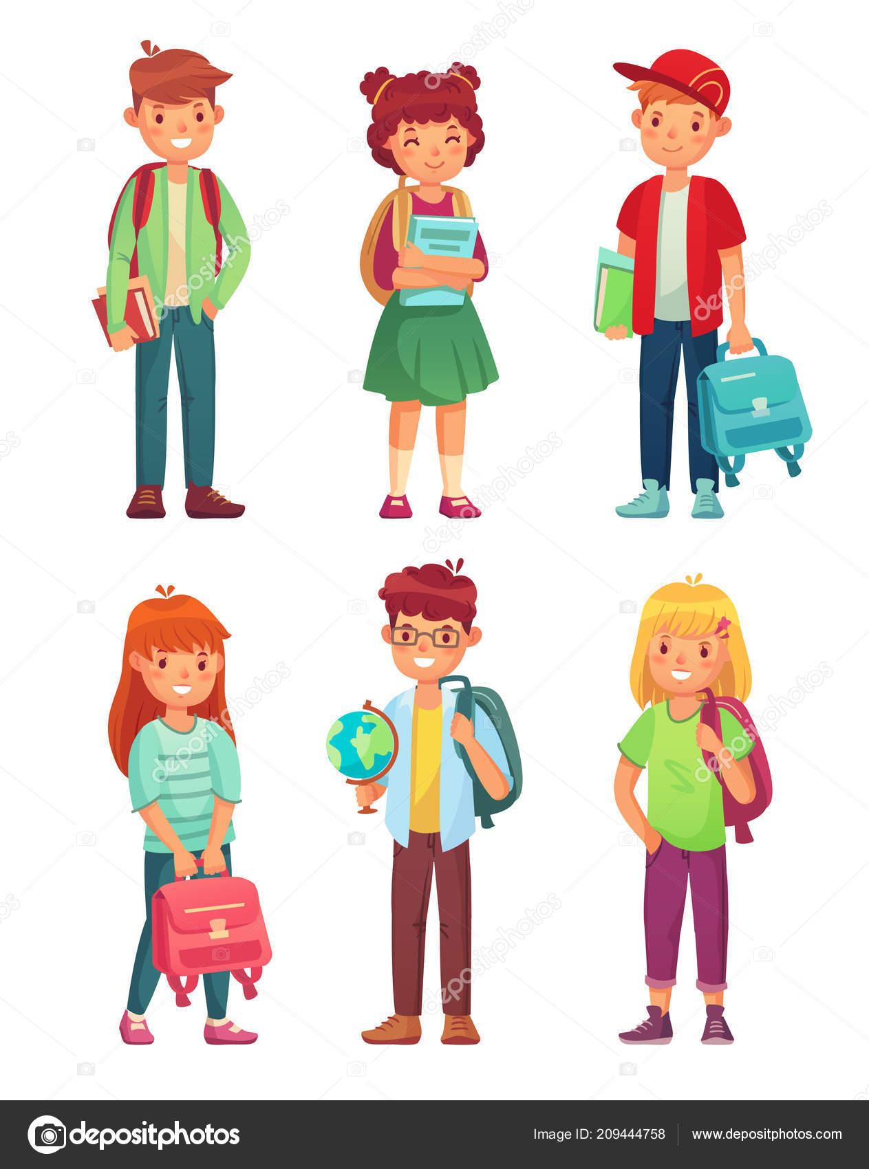 aa6deaf0789 Μαθητές γυμνασίου και Λυκείου. Παιδιά μαθητές με υδρόγειο, βιβλία και σακίδιο  πλάτης. Σχολεία τα παιδιά μαθητές έξυπνο αγόρι και κορίτσι, μαθητής  διεθνούς ...