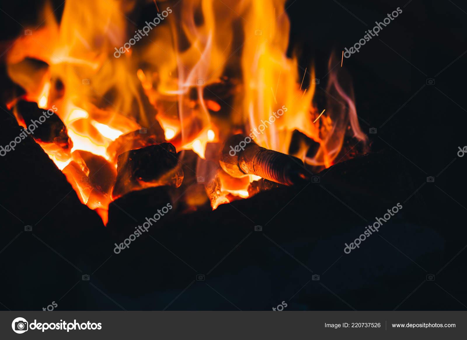 Forge brand forge brand gebruikt voor het maken van ijzeren